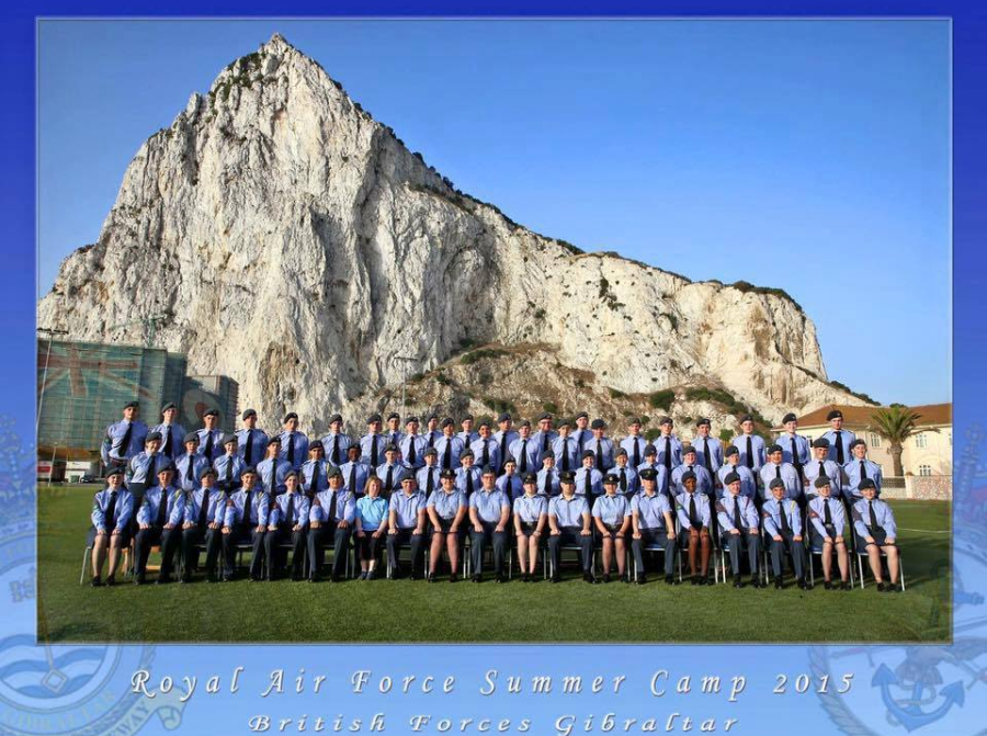 224 Hexham Air Cadets ATC - Camps