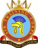 224 Hexham Air Cadets