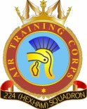 224 Hexham Air Cadets